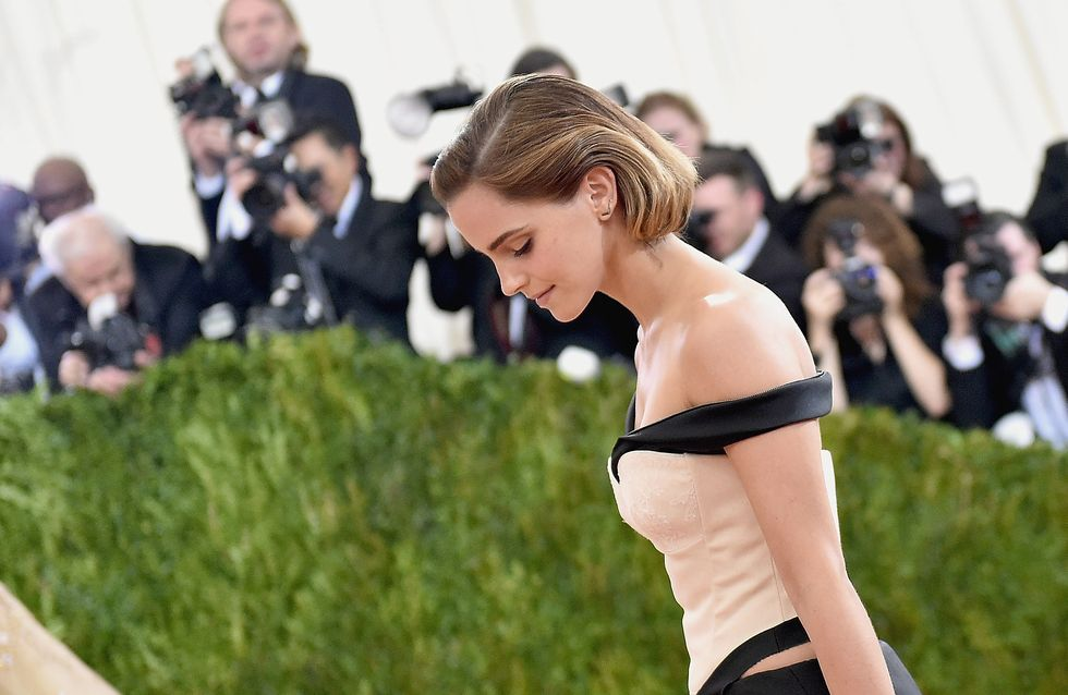 On sait enfin à quoi ressemble la robe d'Emma Watson dans La Belle et la Bête (Photo)