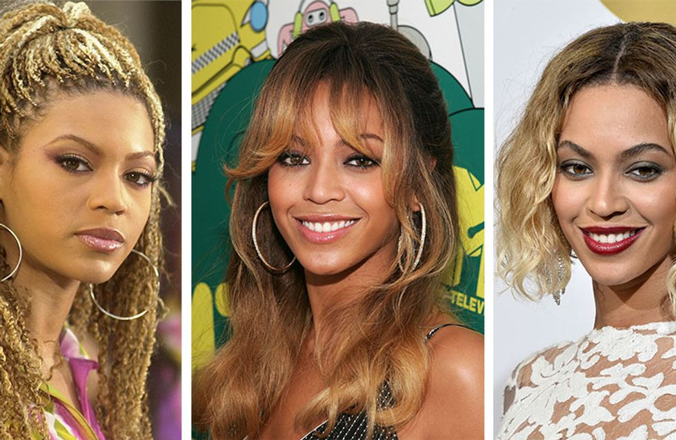 Bow Down B*tches! Beyonce's Flawless Hairstyle File