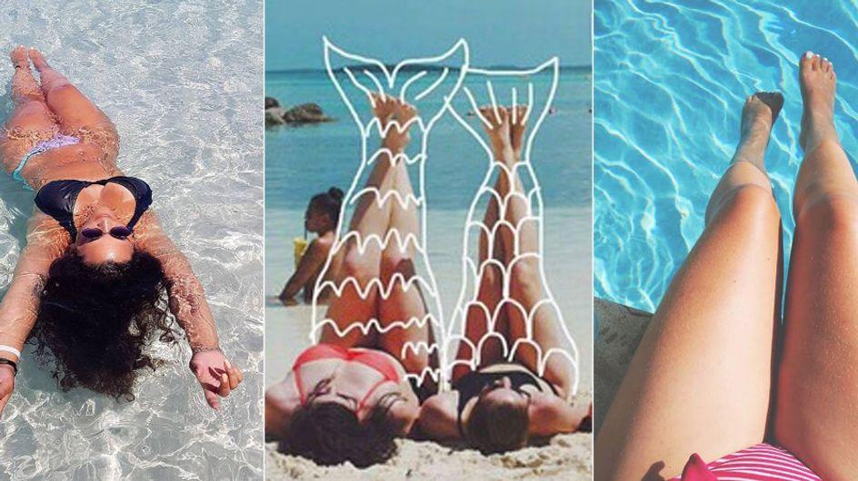 #MermaidThighs: Dieser Trend macht endlich Schluss mit Thigh Gap und Magerwahn