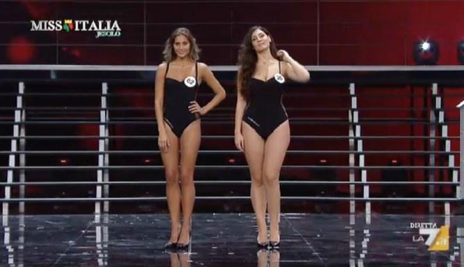 Paola Torrente et Rachele Risaliti