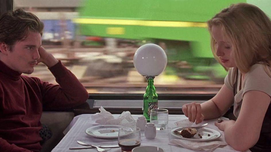 Hacer el amor en un tren: una fantasía a toda velocidad