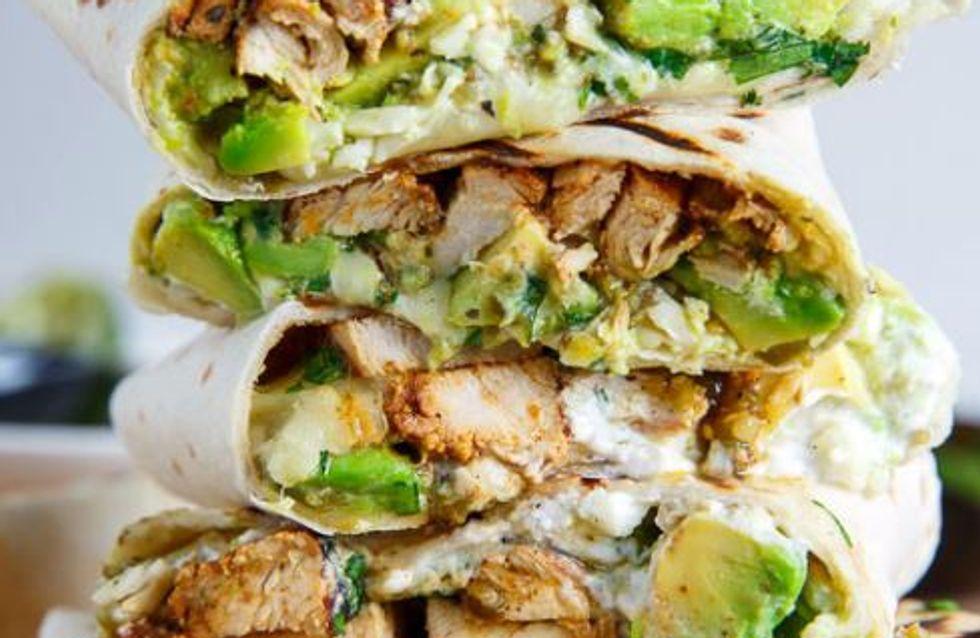 Hola! Diese 3 schnellen & bunten Burrito-Rezepte werdet ihr lieben!