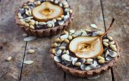 10 idées pour sublimer ta tarte poire-chocolat