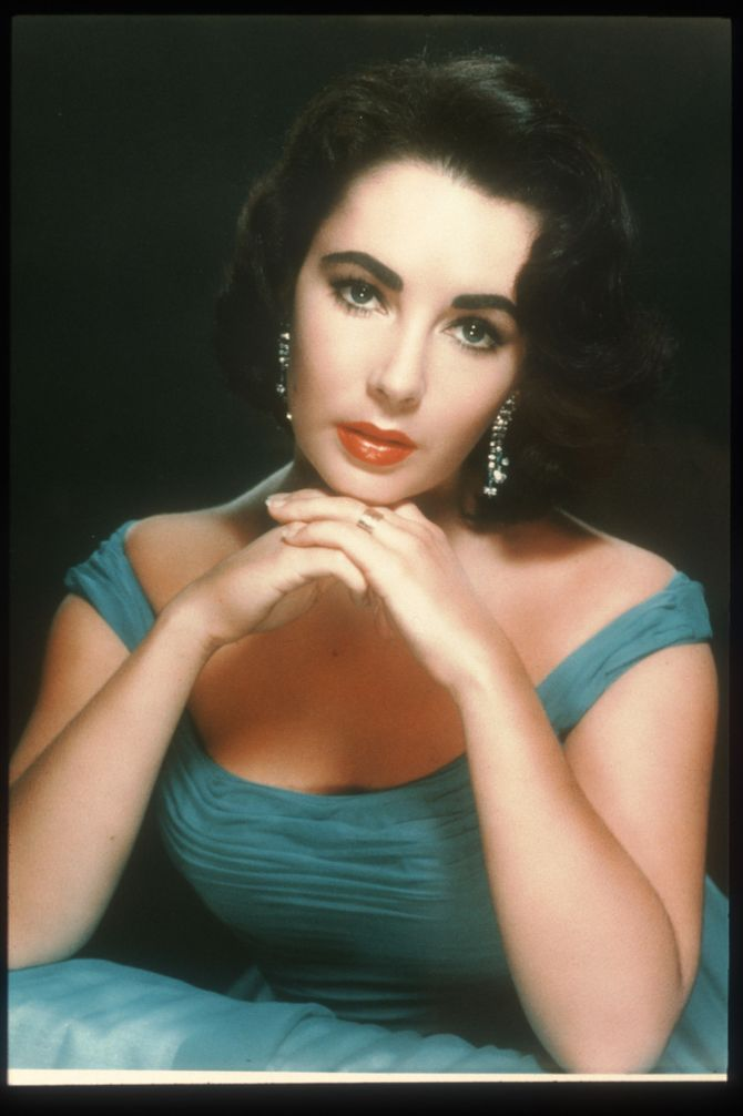 Elizabeth Taylor 1960