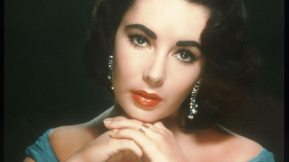 Découvrez un tuto maquillage inédit d'Elizabeth Taylor herself ! (Vidéo)