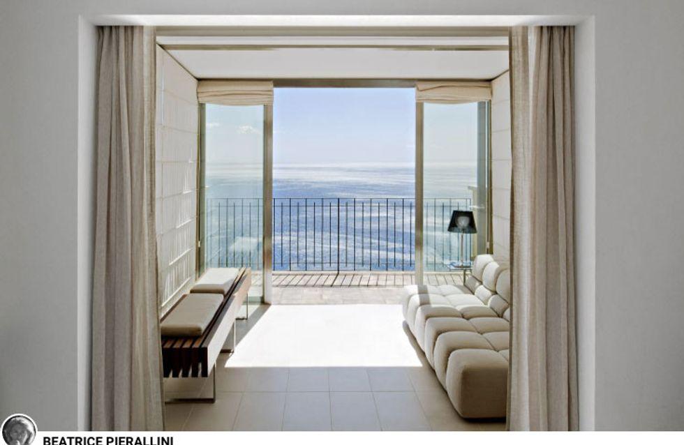 10 espectaculares salones con vistas al mar