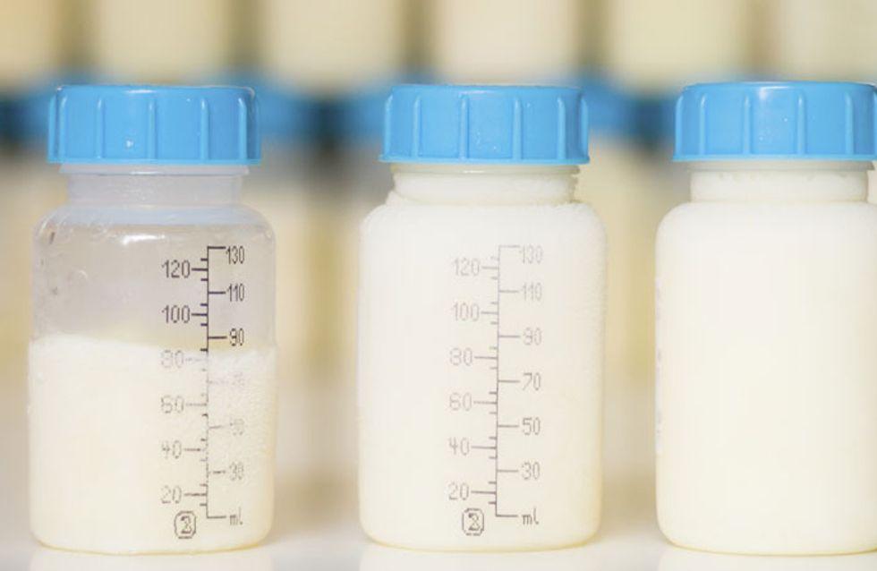 Como (e por que) estocar leite materno para a volta ao trabalho