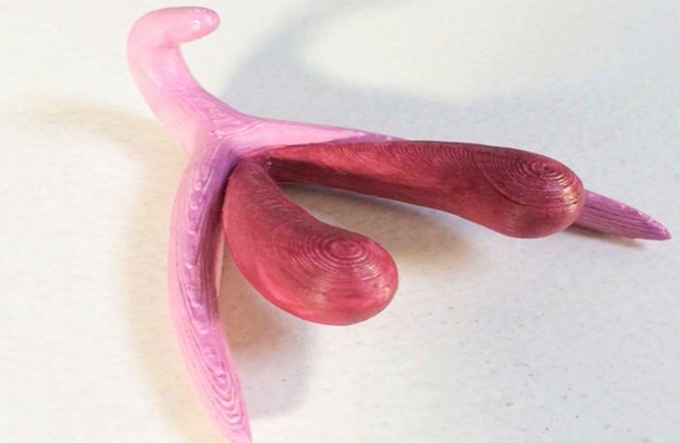 É assim que um clitóris se parece! Um modelo 3D vai revolucionar o que sabemos sobre sexo
