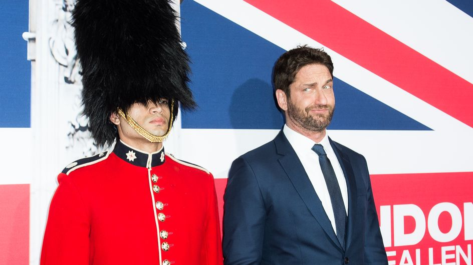 ¡God save the king! Los ingleses más guapos