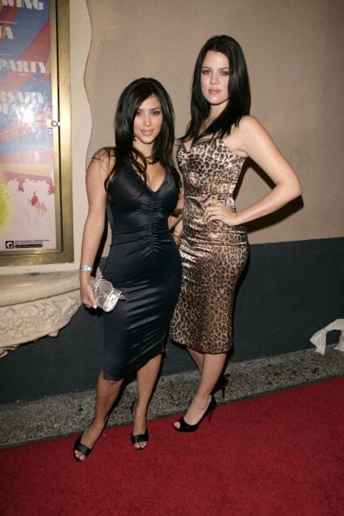 Khloe Kardashian 2006