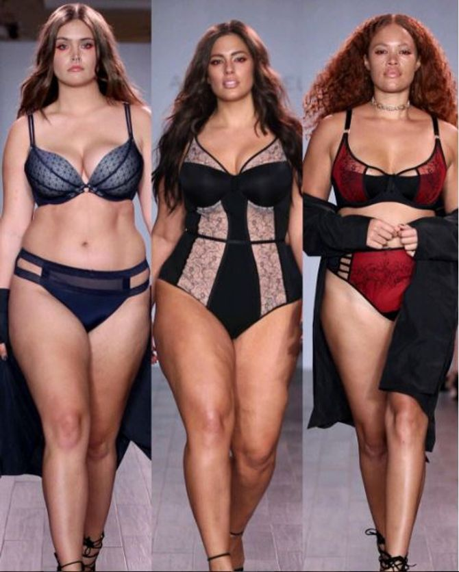 Collection Ashley Graham pour Addition Elle NYFW 2017