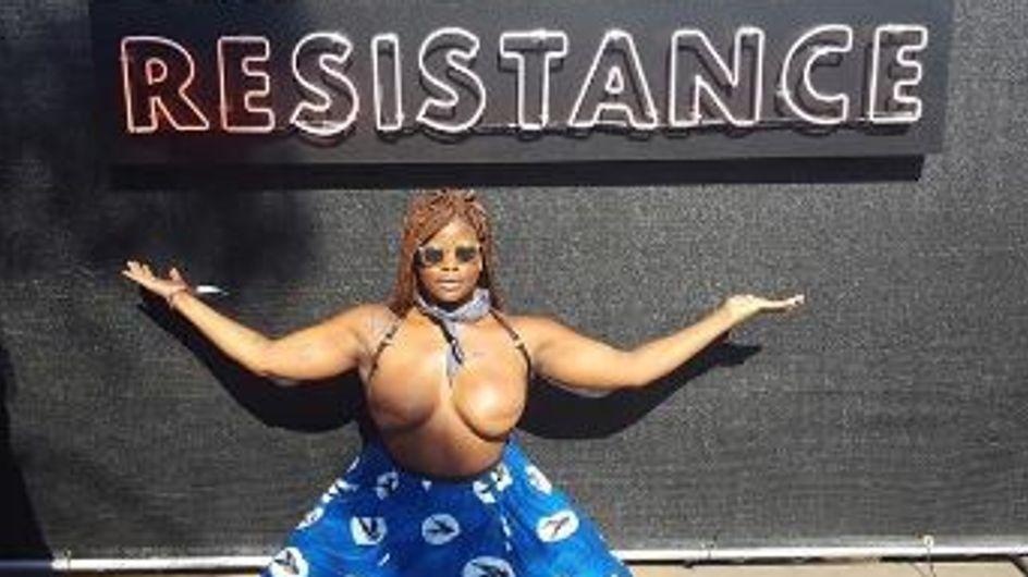 La femme de la semaine : Ericka Hart, guerrière contre le cancer du sein et la censure (Photos)