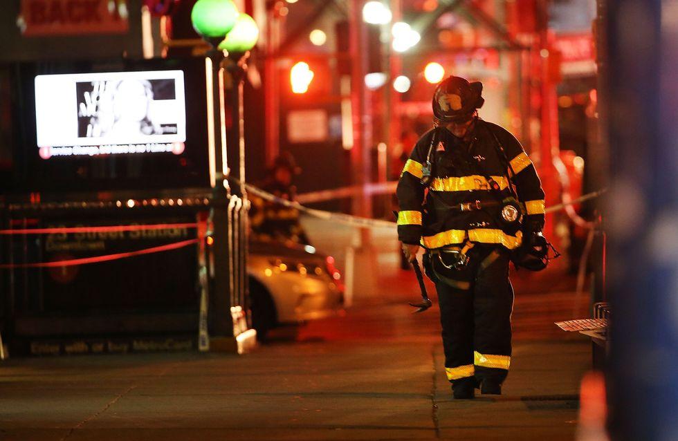 Une explosion au coeur de Manhattan fait 29 blessés
