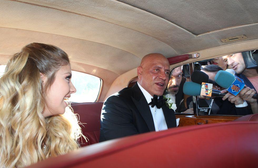La boda que unió a la cúpula de 'Sálvame' y a medio Telecinco