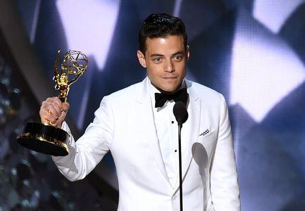 Rami Malek, Mejor actor de drama por Mr. Robot