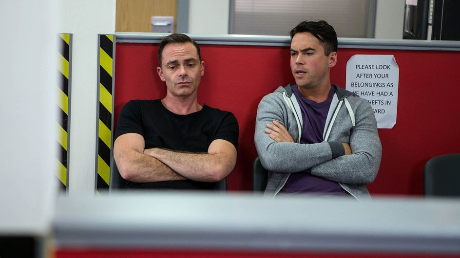 Coronation Street 29/9 - Todd's Conscience Is Pricked