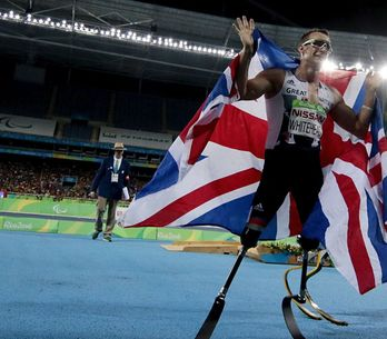 In Pictures: The Most Inspiring Moments of The Paralympics 2016