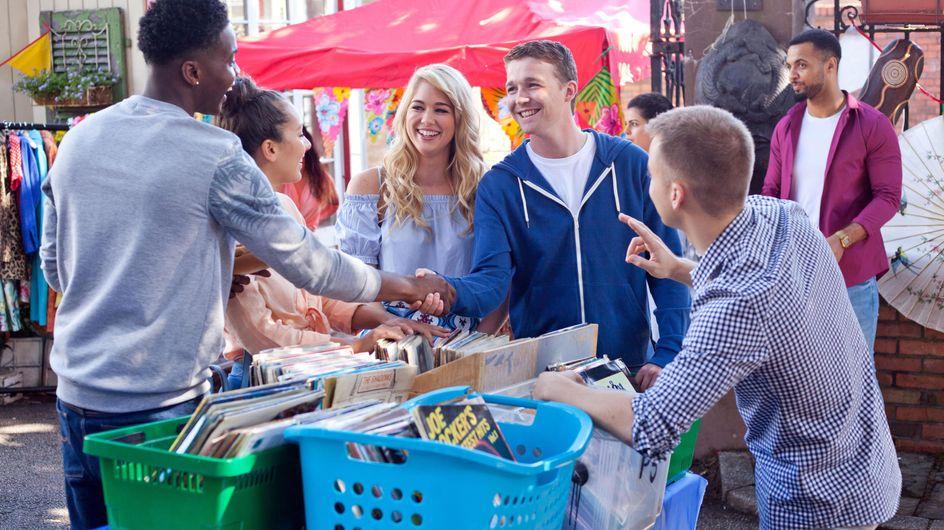 Hollyoaks 26/9 - It's Fresher's Week In The Village