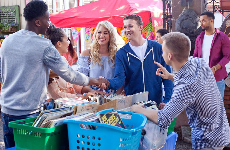 Hollyoaks 26/9 - It's Fresher's Week In The Village