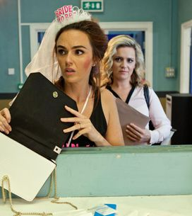 Hollyoaks 27/9 - Mercedes Is Ready To Party At Her Hen Do