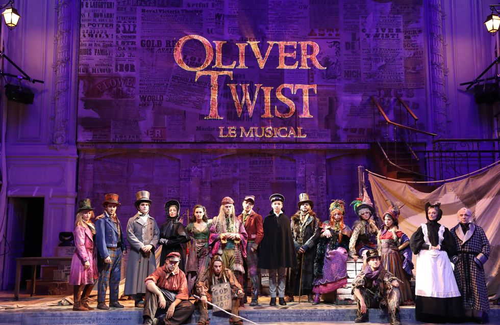 """""""Oliver Twist"""", la comédie musicale de la rentrée 2016"""