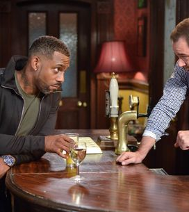 Eastenders 30/9 - Betting Begins On Whether Vincent Can Teach Kim To Drive