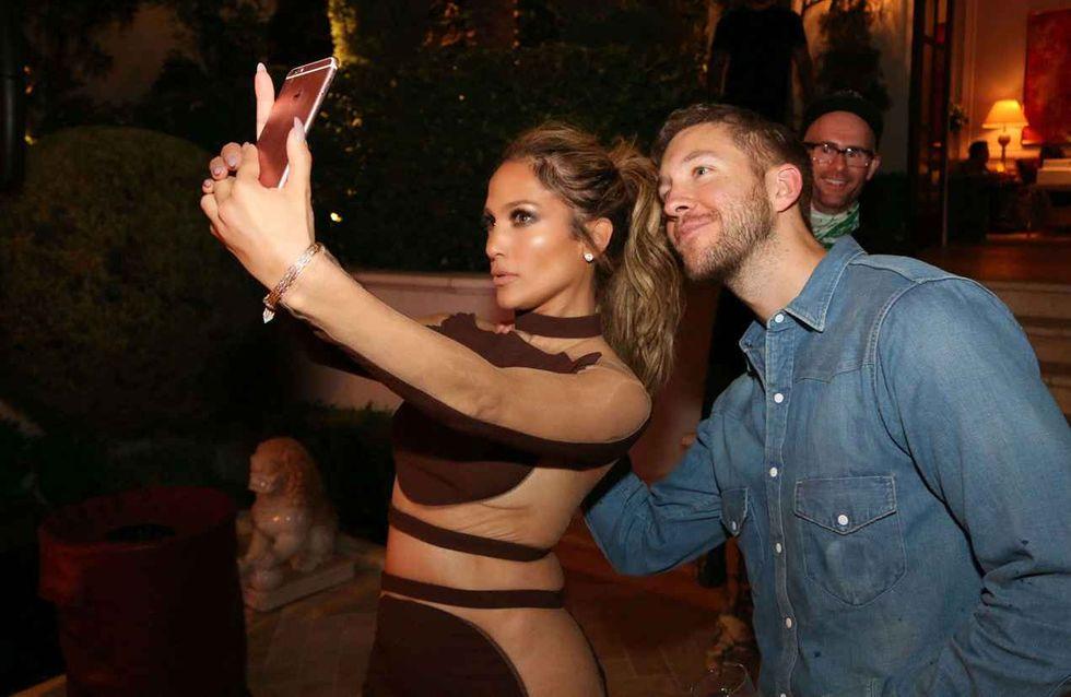 Jennifer Lopez y Calvin Harris: ¿Nueva pareja bomba?