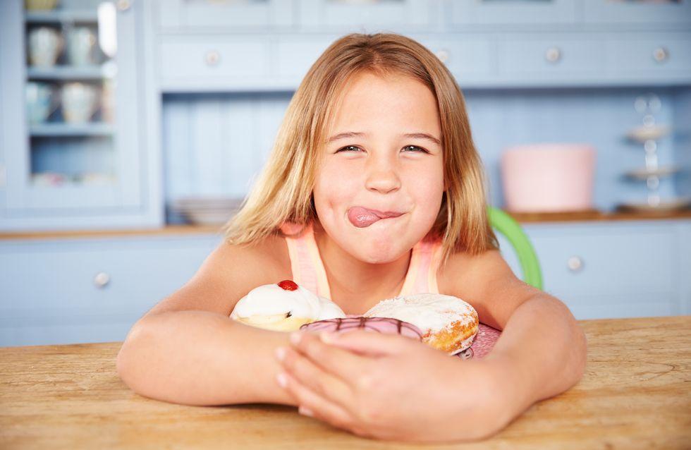 La alimentación de los niños: los 10 principales errores que cometemos