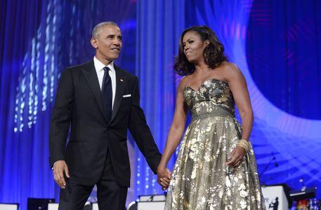 Barack Obama & Michelle Obama à la cérémonie des Phoenix Awards