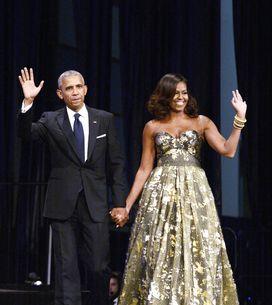 Michelle Obama prouve encore une fois qu'elle est la reine de l'élégance (Photos