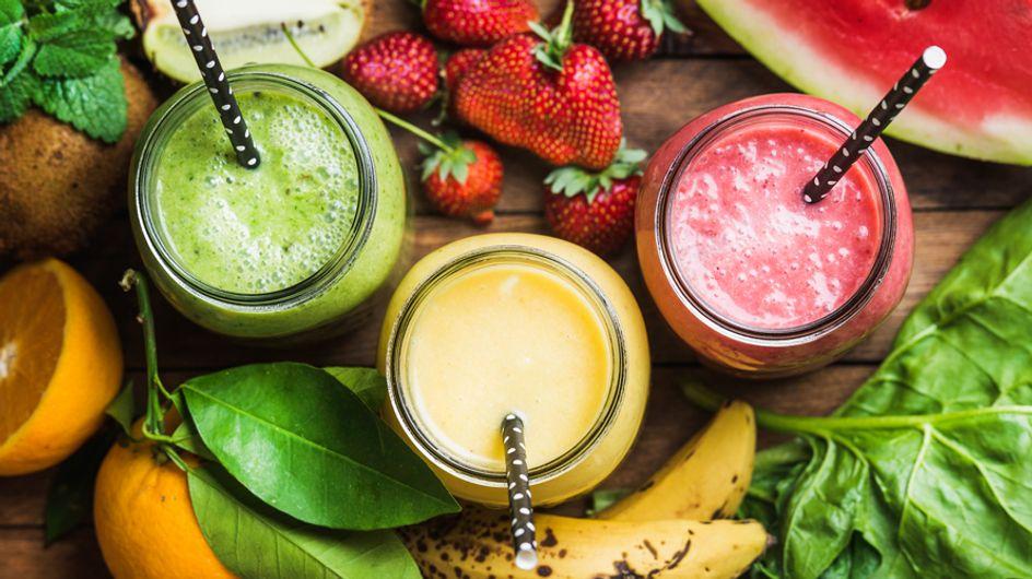 Centrifugati detox: 8 ricette facili e veloci per depurare l'organismo