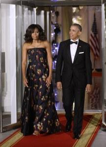 Les meilleurs looks de Michelle Obama