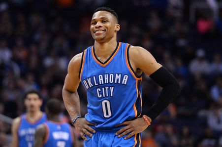 Russel Westbrook (Oklahoma City Thunder)