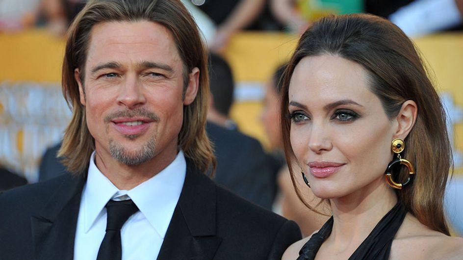 OMG! Angelina Jolie e Brad Pitt estão se separando