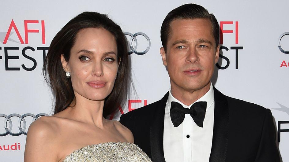 Nie mehr Brangelina! Angelina Jolie reicht die Scheidung von Brad Pitt ein