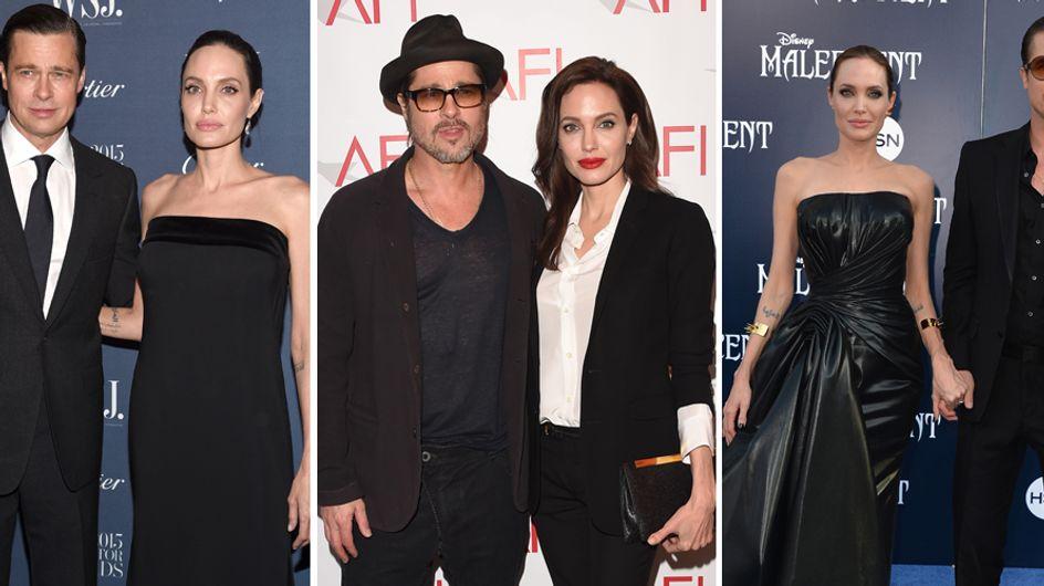 Angelina Jolie chiede il divorzio da Brad Pitt dopo 12 anni d'amore