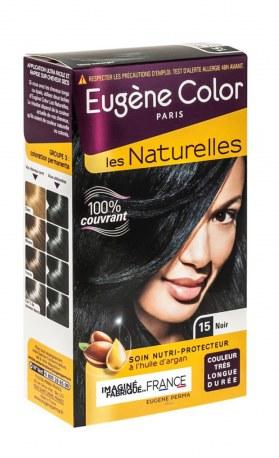 Coloration, Les Naturelles, Eugène Color - 4,40€ chez Carrefour