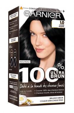 100% Ultra Brun, Garnier - 3,15€ chez Carrefour