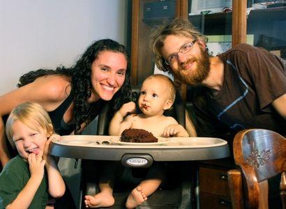 Emily Hedlund et sa famille ont vécu un an sans faire de shopping !