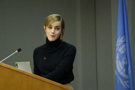 Emma Watson a prononcé un discours à l'ONU pour l'égalité des genres sur les campus