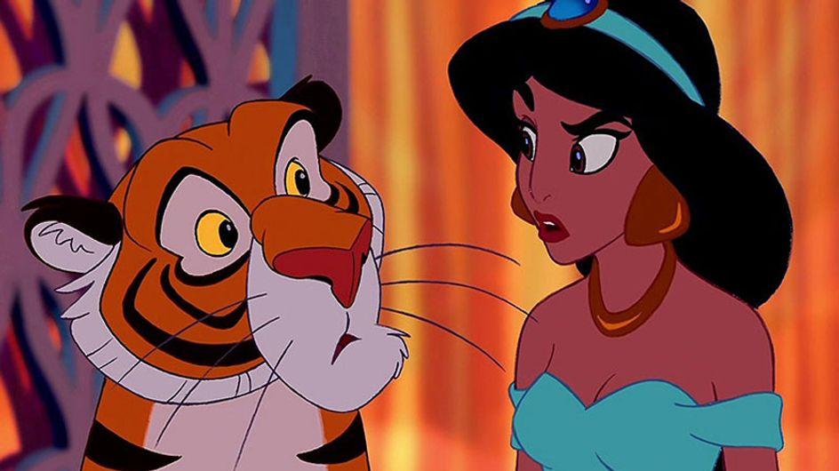 ¿Cómo serían las princesas Disney si fueran de otra raza?