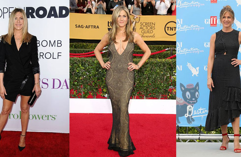 Jennifer Aniston's Best Fashion Looks Ever
