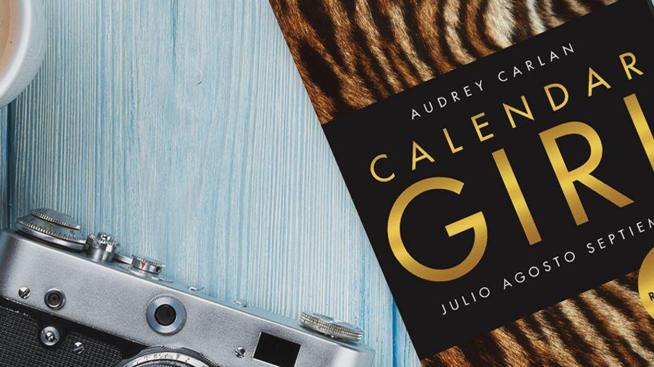 Calendar Girl, ¿la novela sucesora de Cincuenta Sombras de Grey?