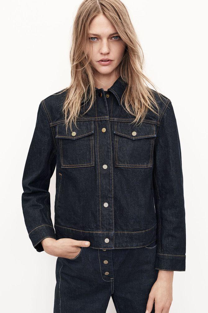 La veste en jean #Joinlife Zara, 49.95 euros
