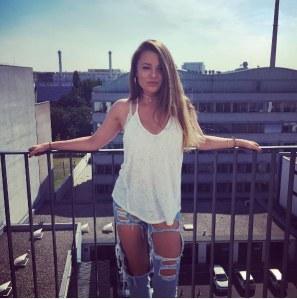 Joelina Drews Style ist sehr sexy
