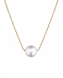 Schlichte Perlenkette von Christ, 299 €