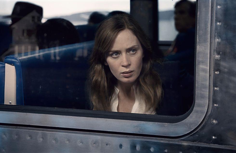Emily Blunt se dévoile dans la sombre bande-annonce de La fille du train