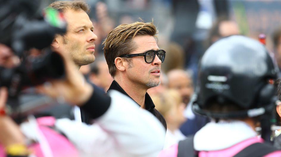 Un viaje en avión que le puede salir muy caro a Brad Pitt