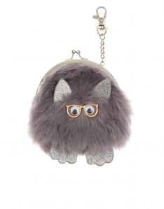 Bommel-Monster als Mini-Tasche von Accessorize, 9,90 €