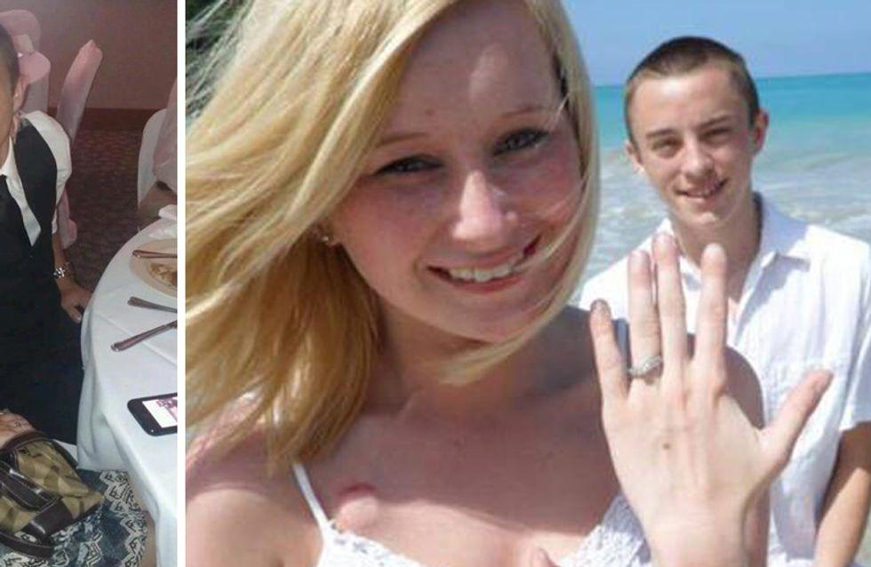 Dieses junge Ehepaar litt an derselben tödlichen Krankheit - und starb im Abstand von nur 5 Tagen